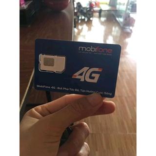 Sim điện thoại (MobiFone)