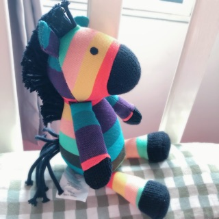 Ngựa bông hàng xuất Âu đẹp – quà tặng thú bông cho trẻ em