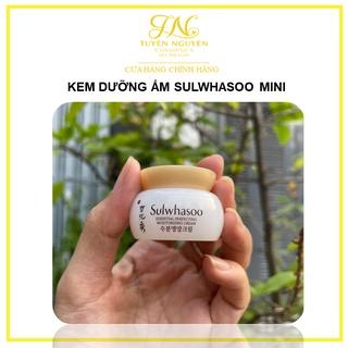 Kem Dưỡng Ẩm Sulwhasoo Essential Perfecting Moisturizing Cream Mini 5ml thumbnail