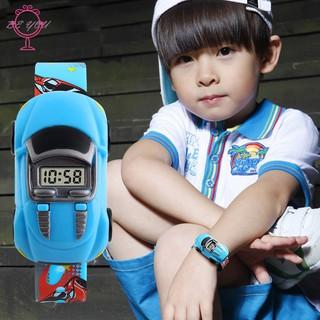 Đồng hồ điện tử kiểu dáng thể thao năng động cho bé