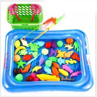 Set đồ chơi Cá câu cho bé – munmac