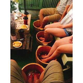 1,5 kg muối ngâm chân hoa và thảo dược Đà Lạt cho Spa thumbnail