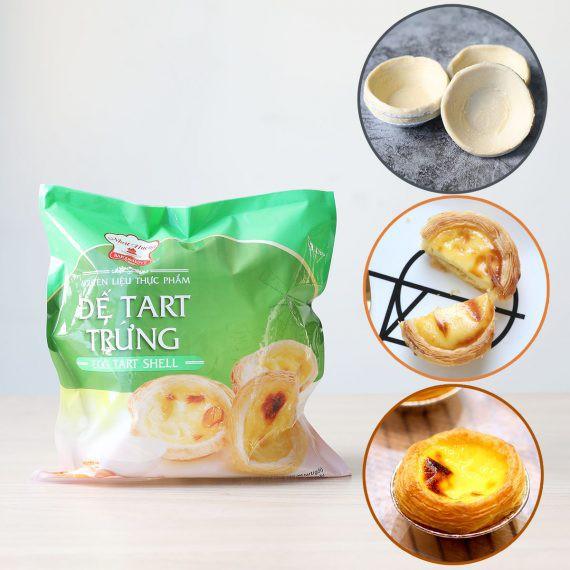 Đế Tart Trứng 30 Cái – Đế Bánh Tart Trứng Nhất Hương
