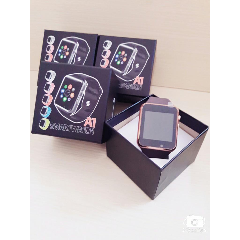 [SAIGONVN] Đồng hồ thông minh Smart Watch A1 loại mới giá r