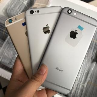 Vỏ Iphone 6G zin 3 màu tặng kèm bộ phím, in imei miễn phí