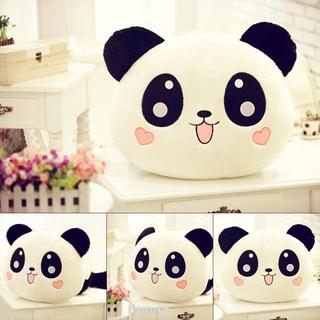 Home Gift Cute Soft Stuffed Kids Toy PP Cotton Throw Pillow Panda Doll