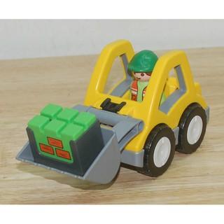 Đồ chơi Playmobil của Đức – 98% Xe xúc Playmobil