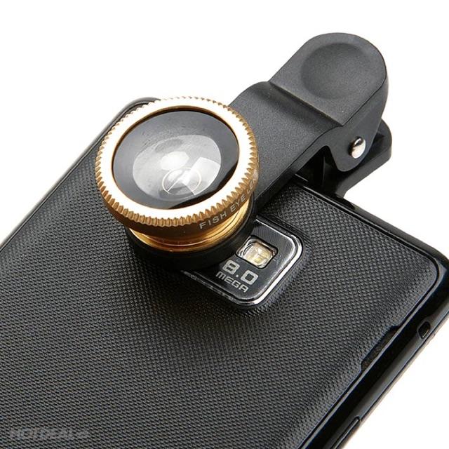 Lens chụp ảnh cho điện thoại