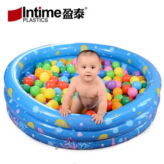 Baby Ocean Ball Pool Household Inflatable Sand Pool Indoor Play Pool Swimming Pool Children's Toy Baby Wave Ball Pool