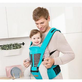 Địu cho bé Baby Lab - địu cho bé 2 tháng tuổi,địu vải cho bé, địu ngồi cho bé loại nào tốt, đai địu em bé, địu trẻ em(K)