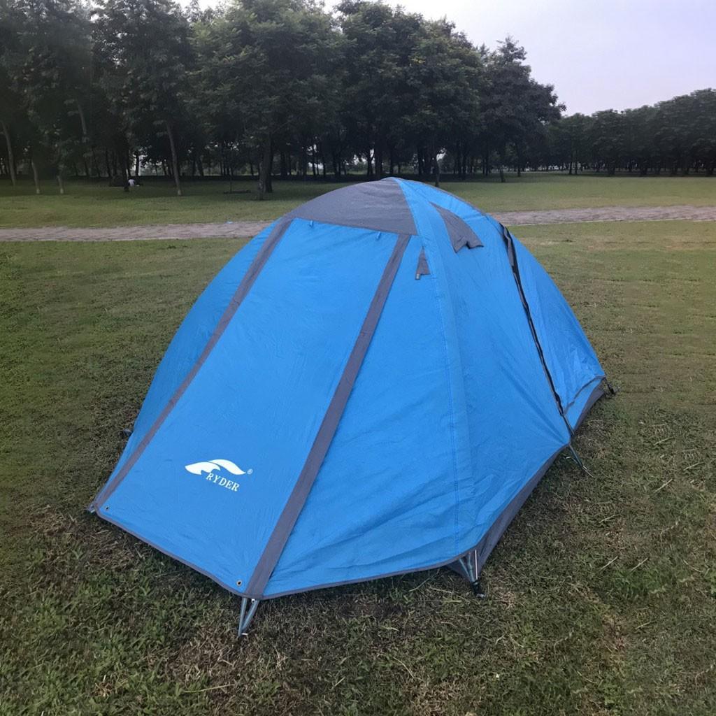Lều cắm trại 2 người Ryder For Unbounded Alloy Pole Tent 11FPJZ102-10 |  Shopee Việt Nam