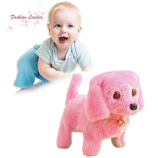 Children Plush Electronic Dog Toy Robot Pets Walking Dog Toys Gift for Kids Birthday