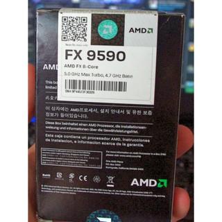 CPU AMD FX-9590 8 nhân 8 luồng 4.7ghz Turbo 5.0ghz Socket Am3+