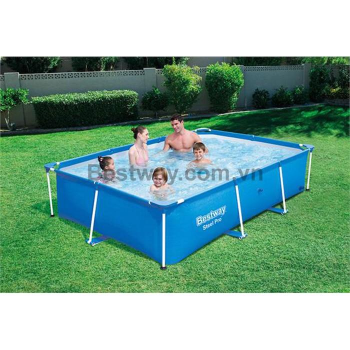 Bể Bơi Lắp Ghép 2.6mx1.7m