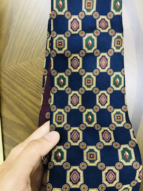 Cà Ra Vát Nam Bản To Vintage Kiểu Cổ Điển