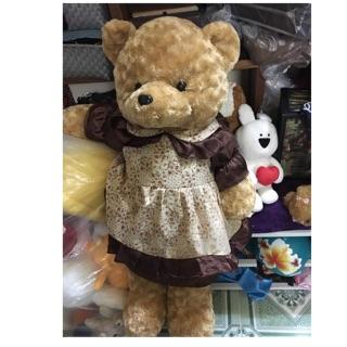 Gấu bông Teddy siêu đẹp hàng hiếm đã hết hàng