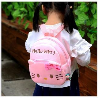 Balo mini hình mèo kitty cho bé đi học