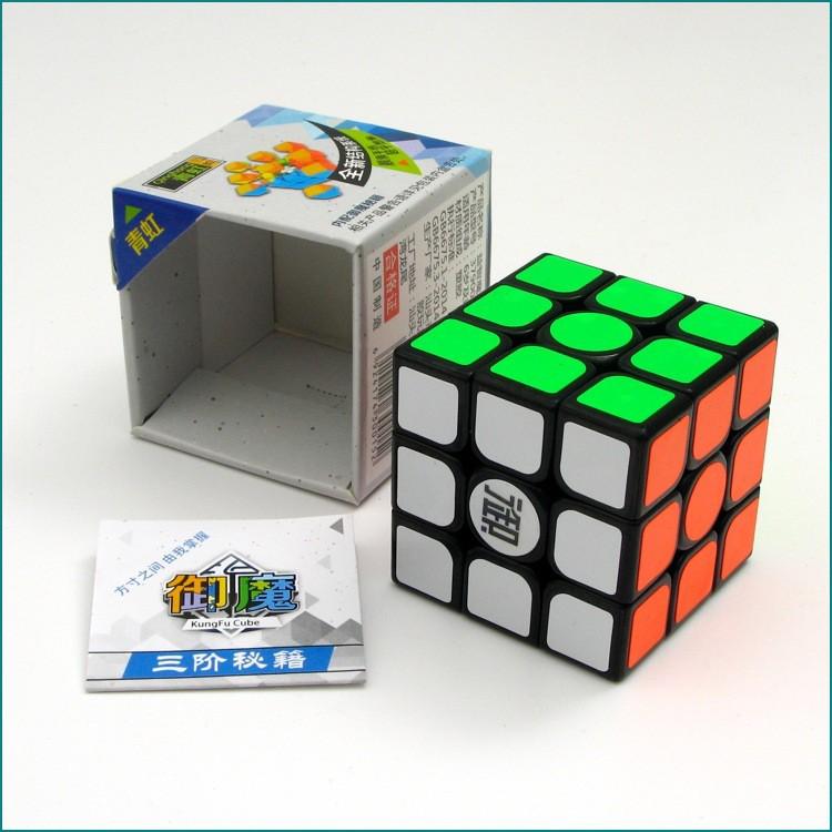 Rubik 3x3 KungFu QingHong - 3250109 , 454621910 , 322_454621910 , 60000 , Rubik-3x3-KungFu-QingHong-322_454621910 , shopee.vn , Rubik 3x3 KungFu QingHong