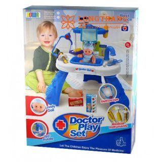 Bộ đồ chơi Bác Sĩ Doctor Play Set