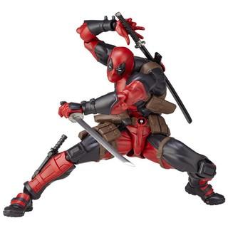 Mô Hình Deadpool Có Khớp Cử Động Revoltech