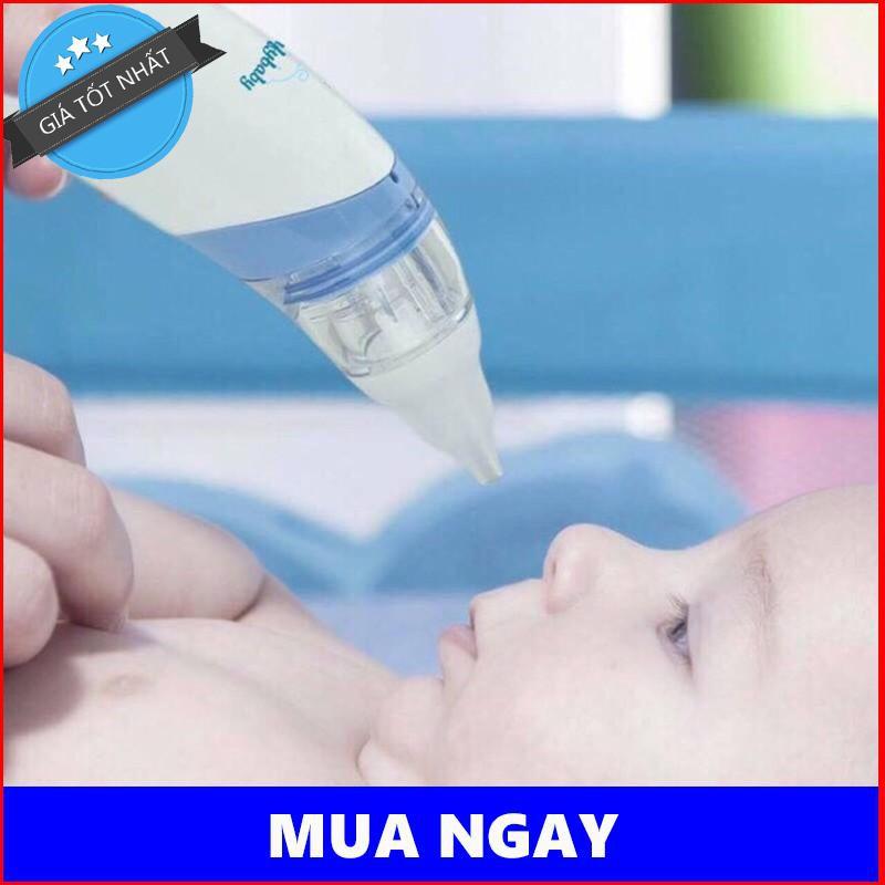 [SIÊU RẺ]  Máy hút mũi tự động Comfy Baby đầu hút silicone mềm mại