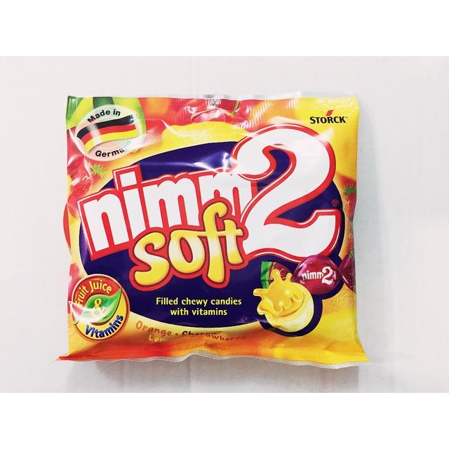 Combo 2 kẹo Nimm2 sốt trái cây 116g - Đức