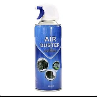 Bình Xịt Bụi Khí Nén Air Duster Màu Xanh Xịt Cực Mạnh Loại 1