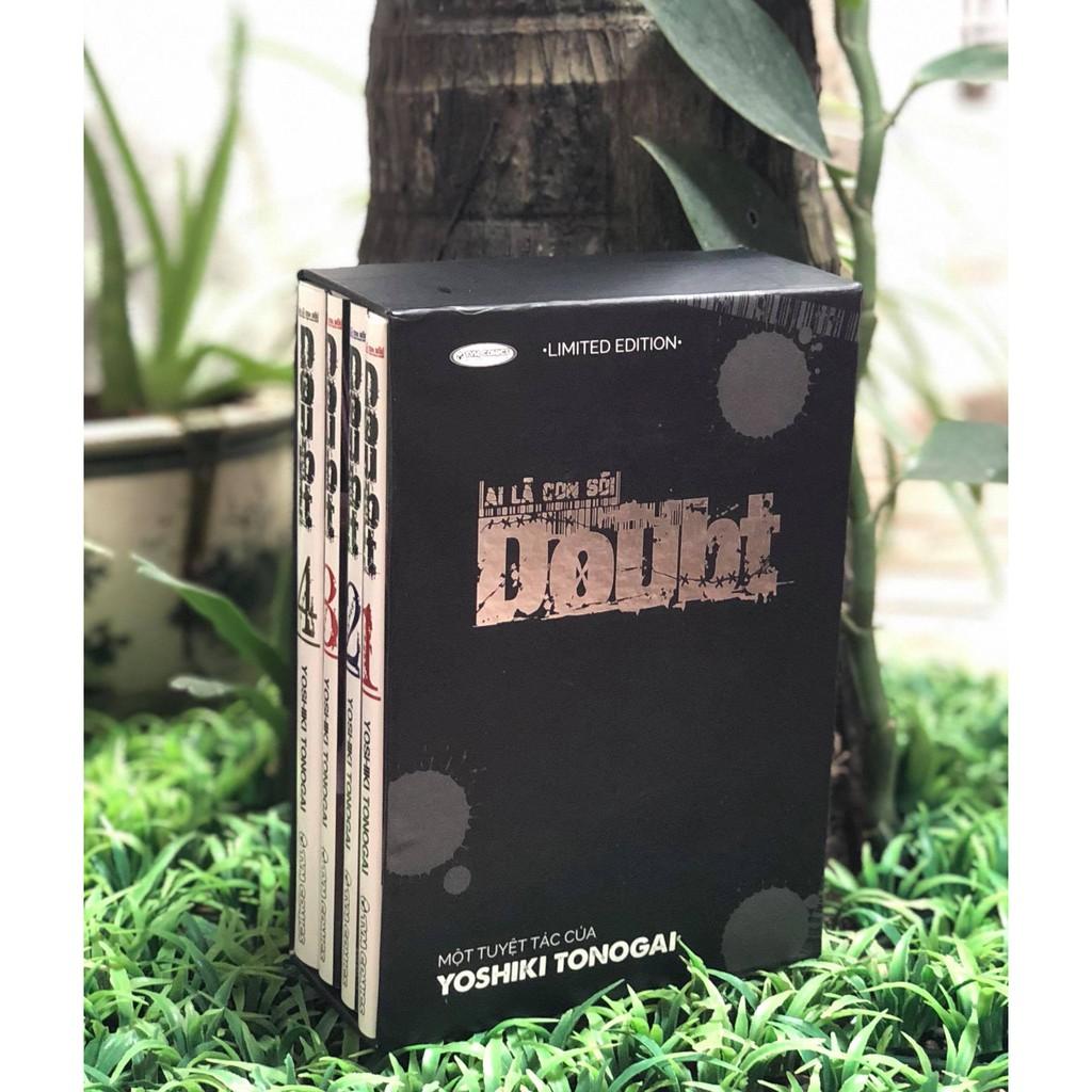 Sách - Boxset Doubt