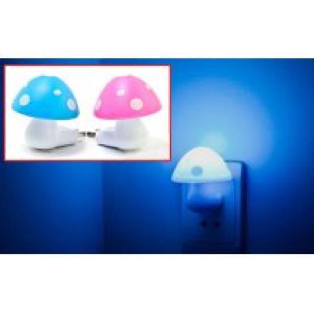 đèn ngủ cảm ứng hình nấm