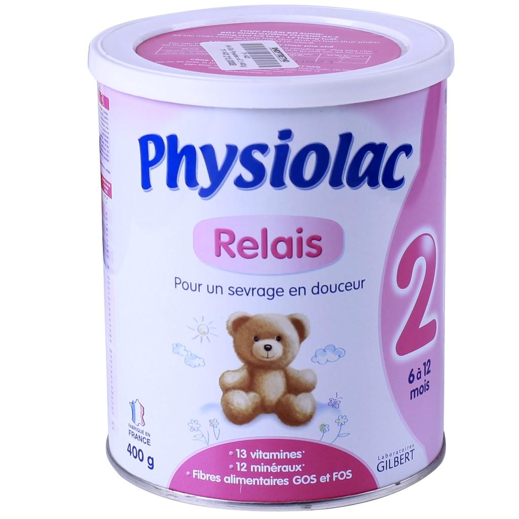 Sữa Physiolac số 2 400g