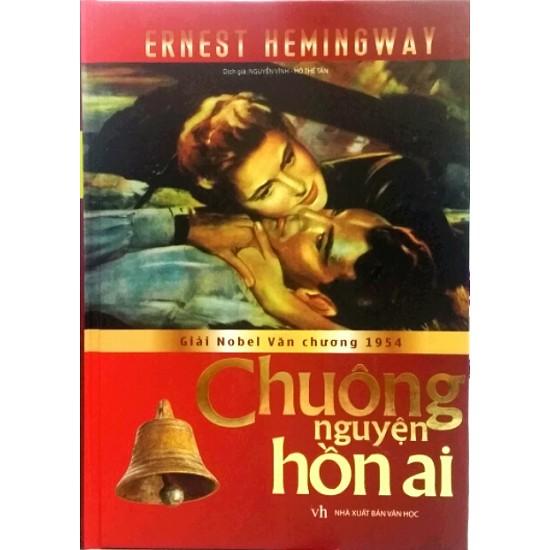 Cuốn sách Chuông Nguyện Hồn Ai - Tác giả: Ernest Hemingway - 3531445 , 1247012397 , 322_1247012397 , 138000 , Cuon-sach-Chuong-Nguyen-Hon-Ai-Tac-gia-Ernest-Hemingway-322_1247012397 , shopee.vn , Cuốn sách Chuông Nguyện Hồn Ai - Tác giả: Ernest Hemingway