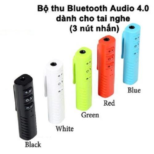 Bộ thu Bluetooth Audio 4.0 dành cho tai nghe (3 nút nhấn)