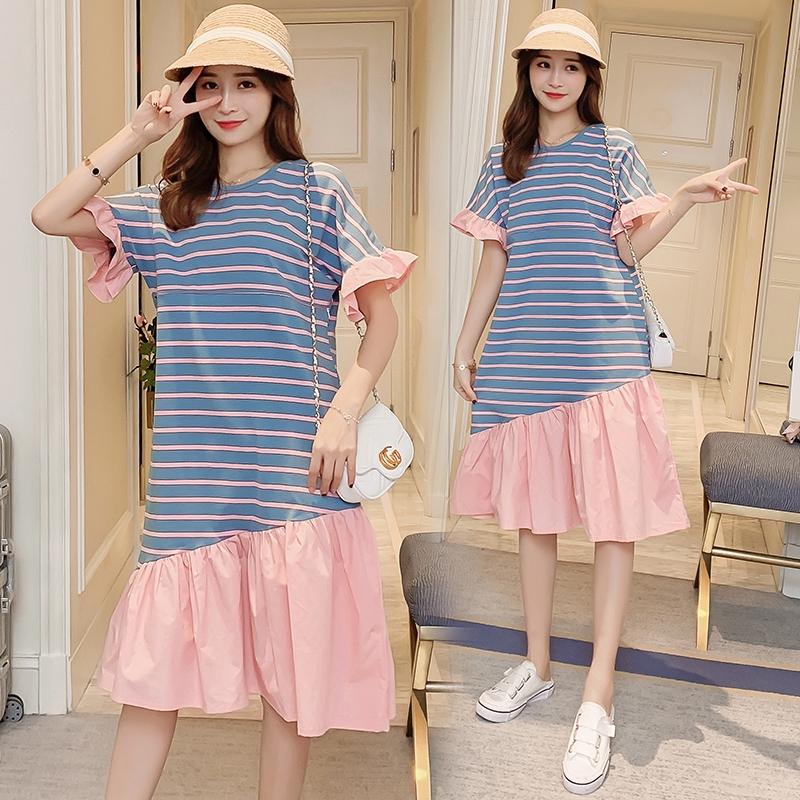 Đầm nữ dáng rộng chân váy xếp ly dễ thương cho nữ - 14961386 , 2497671547 , 322_2497671547 , 244100 , Dam-nu-dang-rong-chan-vay-xep-ly-de-thuong-cho-nu-322_2497671547 , shopee.vn , Đầm nữ dáng rộng chân váy xếp ly dễ thương cho nữ