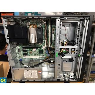 Máy tính đồng bộ HP 600 G1 SFF (CPU I5-4570T 3.6Ghz,Ram 4Gb,SSD 120GB)