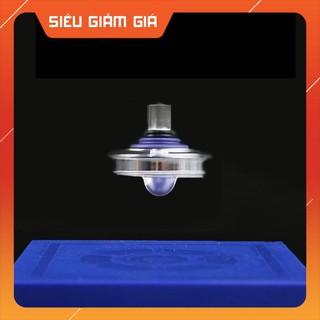 Con quay chuyển động vĩnh cửu UFO – Con quay công nghệ cao chống trọng lực treo lơ lửng đồ chơi giáo dục trẻ em MỚI