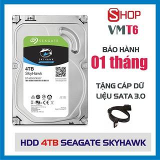 Ổ cứng PC,Camera HDD Seagate Skyhawk 4TB - Bảo hành 1 tháng !