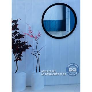 Gương soi toàn thân Gương soi nhà tắm Gương nhà tắm Gương trang điểm Gương đa giác 40 cạnh ĐG