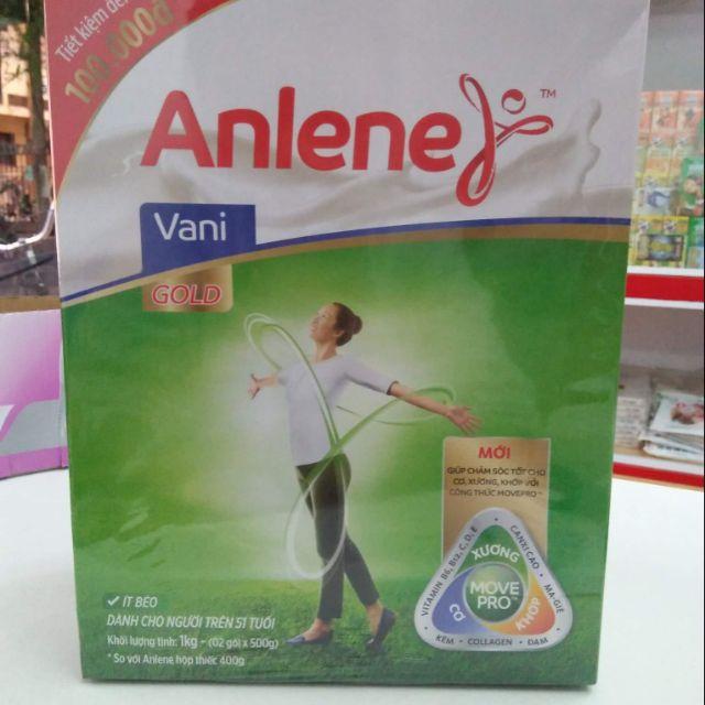 Sữa Anlene