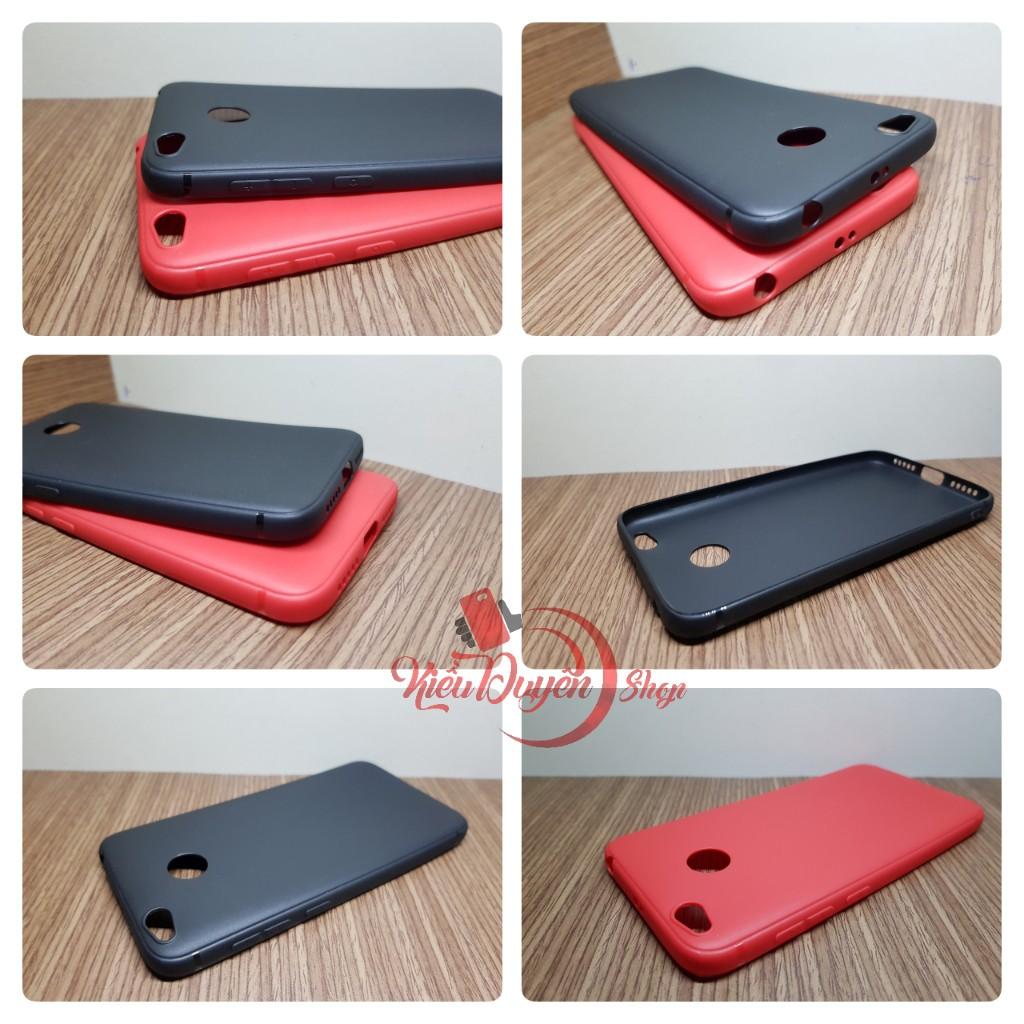 Ốp lưng Xiaomi Redmi 4x dẻo màu