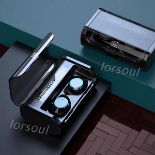 Tai Nghe Bluetooth 5.0 Không Dây Chống Nước Iorx 1 Bộ Kèm Hộp Sạc