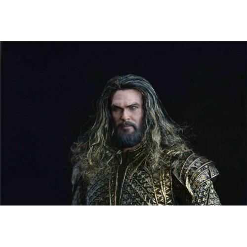 Mô Hình Đầu Nhân Vật Aquaman 12
