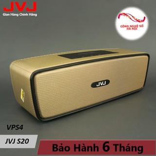 Loa Bluetooth 4.0 Soundlink Mini JVJ S20 không dây - Bass Siêu Khủng Jack 3.5mm 1200mAh AUX FM FREE SHIP thumbnail