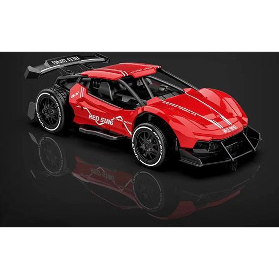 Xe Ô tô drift mini vỏ thép, xe đua,Điều Khiển Từ Xa Tốc Độ Cao Drift Off Road RC 1:16 2WD 2.4G Vỏ Hợp Kim (SIÊU RẺ) i