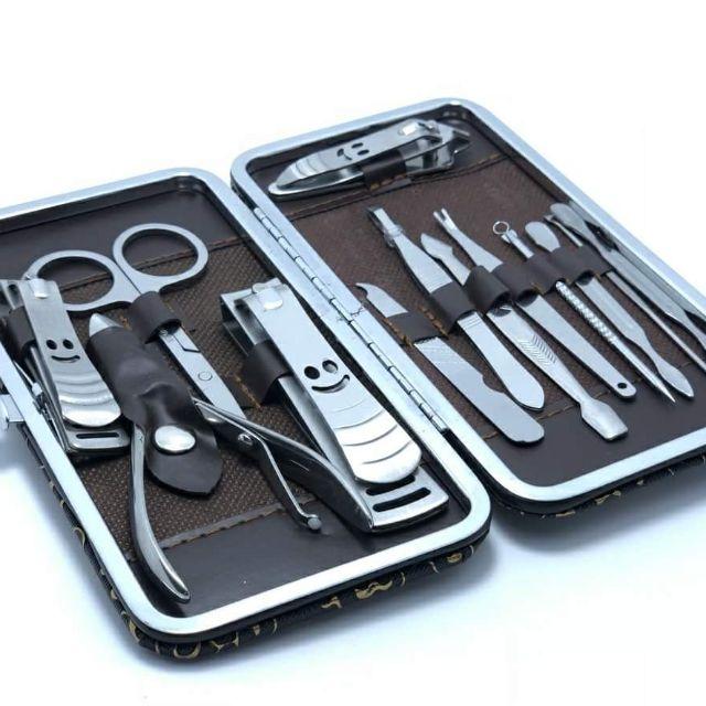Giảm giá sốc bộ kềm bấm móng và các dụng cụ khác chăm sóc cơ thể đến 13 món