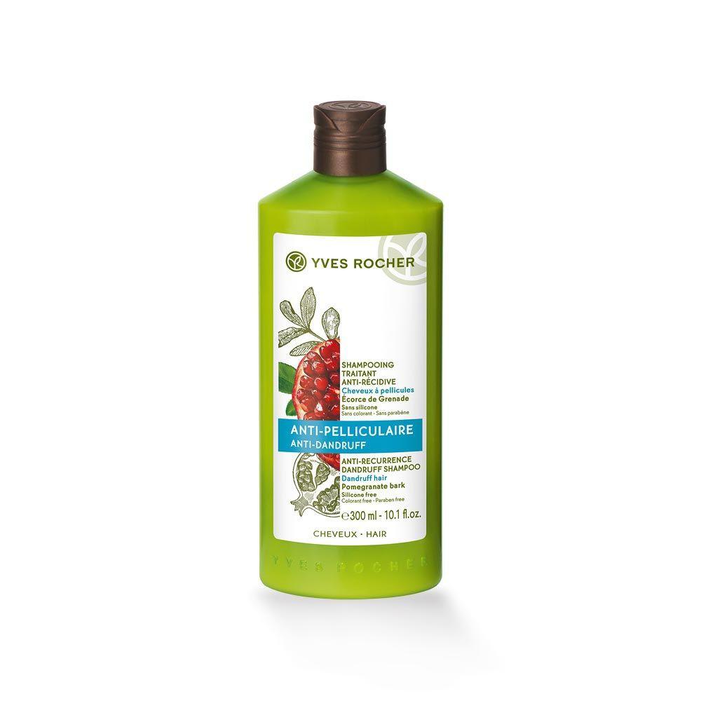 Dầu gội trị gàu Yves Rocher Anti - Recurrence Dandruff Shampoo 300ml