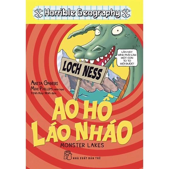 Sách - Ao Hồ Láo Nháo