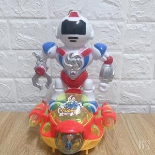 Lồng đèn Robo lái máy bay