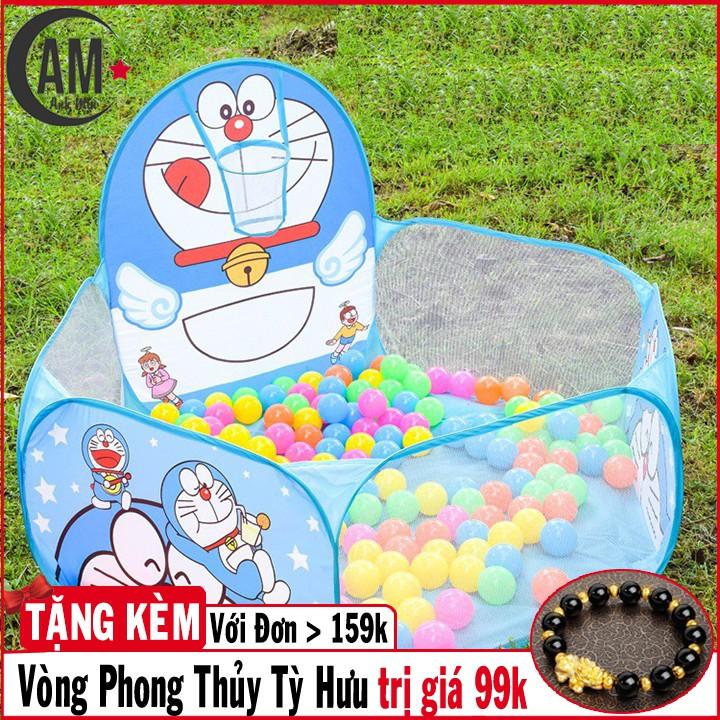 [MỚI]Lều bóng đồ chơi kèm theo 70 quả bóng giúp bé yêu vui chơi