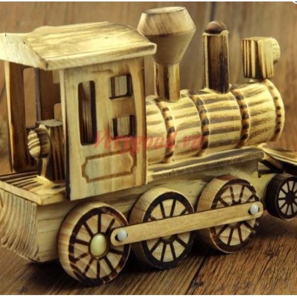 Mô hình đầu tầu xe lửa vrg007991736