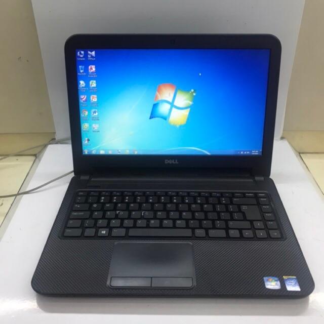 Máy laptop Dell Inspiron 14 3437 Intel Core i3-4010U 1.7GHz, 4GB RAM, 750GB HDD, 14 Inch Giá chỉ 4.700.000₫